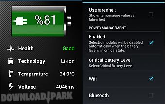 Is battery saver