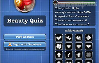Beauty quiz free