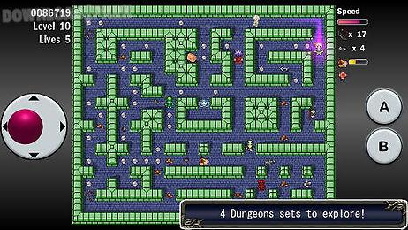 creepy dungeons