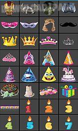 kids birthday photo frames