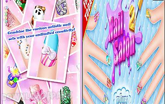 Manicure nail salon 2 - nails ar..
