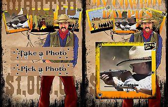 My cowboy day pics