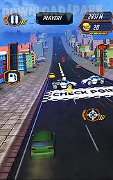 road rage: combat racing