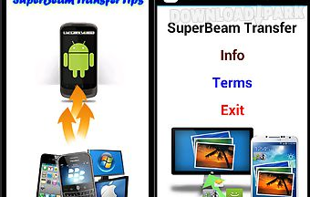 Superbeam transfer tips