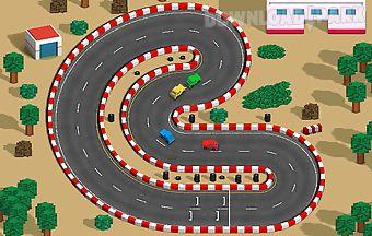 Voxel racing