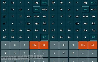 Fxcalc scientific calculator