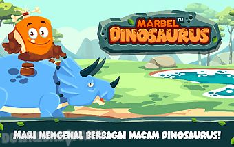 Marbel ensiklopedia dinosaurus
