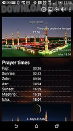 prayer time calculator