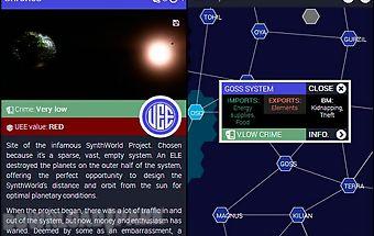 Star citizen navigator