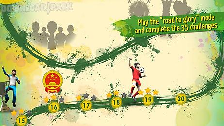striker soccer brazil