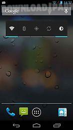 rain drops live 3d wallpaper