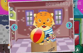Tiger hair salon - kids game
