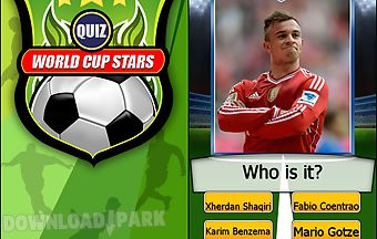 World cup 2014 stars quiz