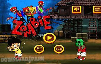 Zombie smasher : stupid zombie