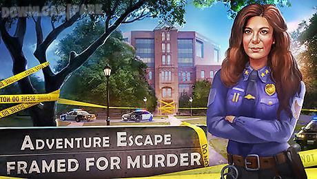 adventure escape: framed for murder