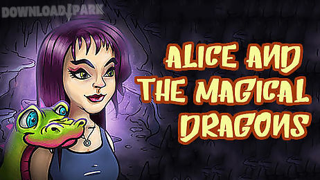 alice and the magical dragons