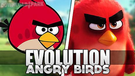 angry birds: evolution