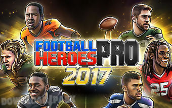 Football heroes pro 2017