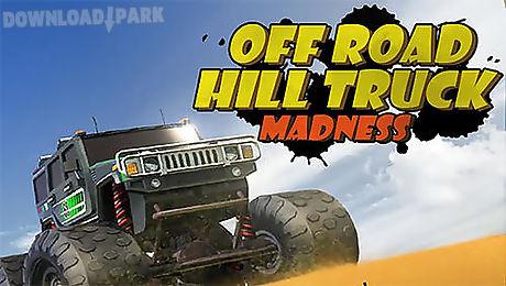 off road hill truck madness