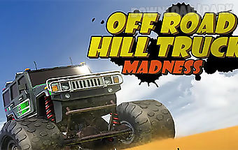 Off road hill truck madness