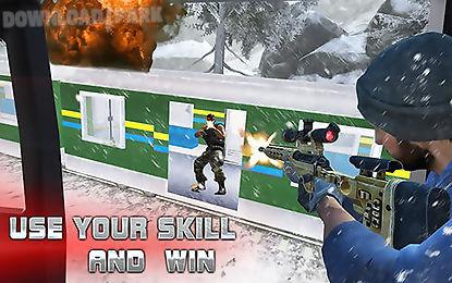 sniper train war game 2017