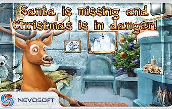 Christmasville: missing santa