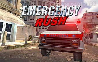 Emergency rush: patient driver