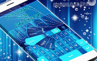 Keyboard for samsung galaxy s6