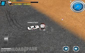 Mad cop 2 - police car drift