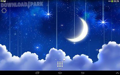 starfall live wallpaper