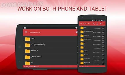 Super unzip file extractor Android App free download in Apk
