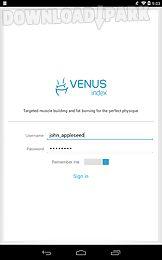 venus index mobile
