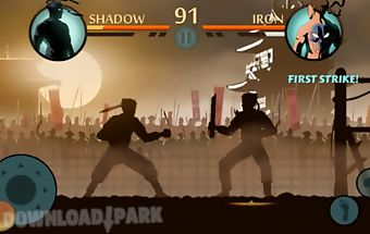 Guide shadow fight 2 titan