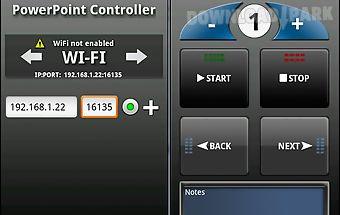 Powerpoint controller