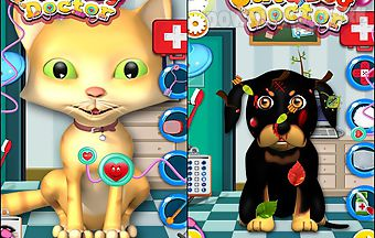Cat and dog doctor