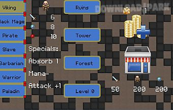Mobile dungeons