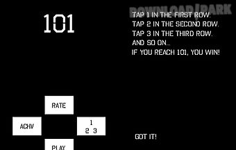 Piano tiles 101 counter