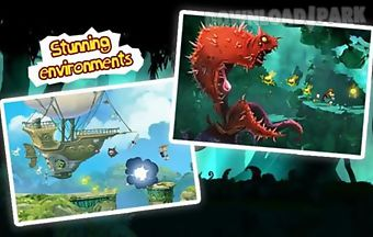 Rayman jungle run swift