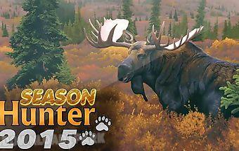 Season hunter 2015