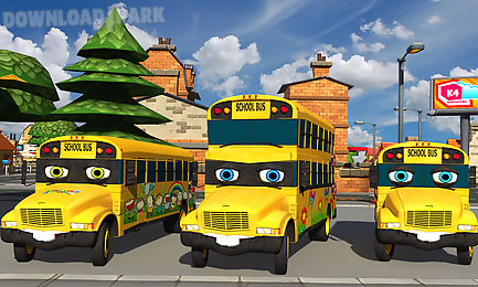talking school bus simulator