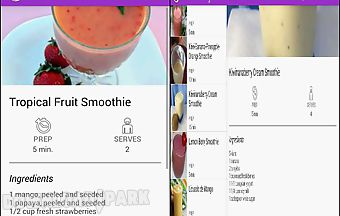 999 smoothie recipes