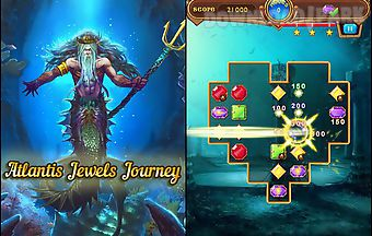 Atlantis: jewels journey