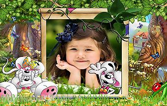 Awesome kids photo frames