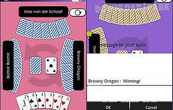 Cards: pesten