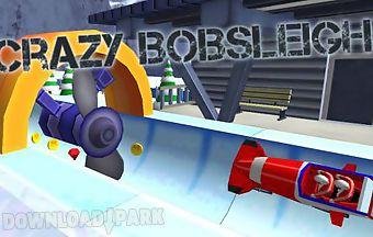 Crazy bobsleigh: sochi 2014