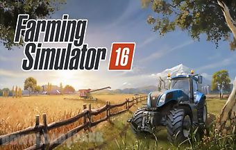 Farming simulator 16 full