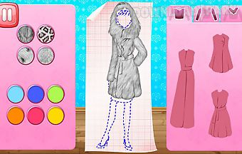 Fur coat design