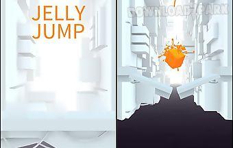 Jelly jump by ketchapp