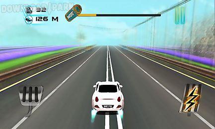 legend of traffic car city