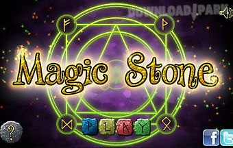 Magic stone free
